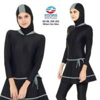 Baju Renang Muslim Wanita JUMBO Big Size 3XL dan 4XL Dewasa ES-ML-DW