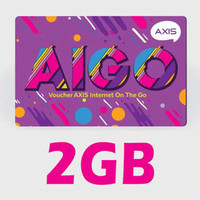 Voucher AXIS AIGO 2GB