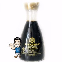 Kikkoman All Purpose Soy Sauce Shoyu- Kecap HaLaL 150ml Dispenser