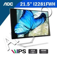 Jual LED MONITOR AOC 21.5 INCH I2281FWH Limited Murah