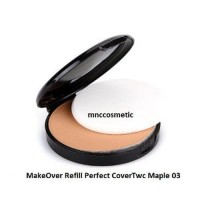 Harga Refill Makeover Perfect Cover Travelbon.com