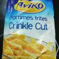 kentang Aviko 1 Kg Cringkle Cut