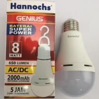Harga lampu emergency led genius 8 watt | antitipu.com