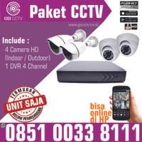 JUAL MURA KAMERA CCTV 2MP FULL HD 4CAMERA PAPUA