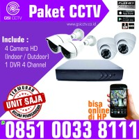 KAMERA CCTV OUTDOOR 2MP SURABAYA