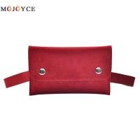 Tas Import Wanita Luxury Brand Women Envelope Fanny Pack Simple