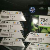 Tinta hp704 original Black/Color