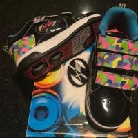 WE144/Sepatu Roda Anak Heelys X2 Original - Heelys Roller Skate Shoes