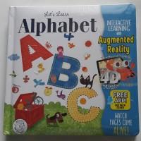 AR Augmented Reality 4D Alphabet ABC