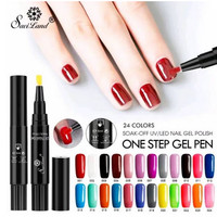 GEL NAIL POLISH SAVILAND - KUTEK GEL - ONE STEP GEL PEN