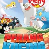 KOMIK MENG: PERANG KUCING