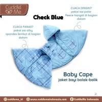 Baby Cape CuddleMe / Jaket Bayi Bolak Balik / Selimut