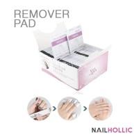 nail gel polish remover pad / remover kutek gel