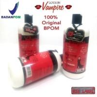 Harga handbody lotion vampire 500 ml bpom lotion beauty white milky drop | Pembandingharga.com