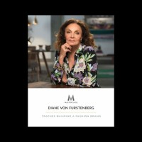 Masterclass - Diane von Furstenberg Teaches on Building Fashion Brand