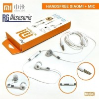 Handsfree Xiaomi MI 2 (Earphone headset headphone hf)