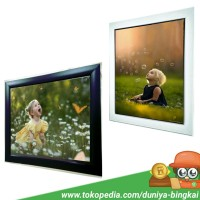 Frame Foto Minimalis, Bingkai Foto Minimalis 8R/10R (20x25) Murah