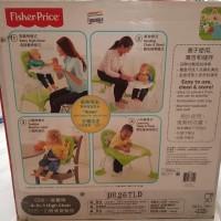 Fisher price 4 in 1 high chair (kursi makan bayi)