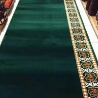 karpet masjid turki new blue mosque tebal dan empuk 1,20x6,00