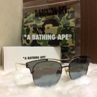 bape bathing ape sun glasses kacamata ss18 collection bs13081 bnib