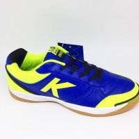 Harga sepatu futsal olahraga kicosport kelme k strong in royal blue | antitipu.com