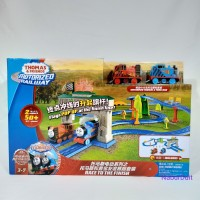 Fisher Price Thomas & Friends Motorized - Race To The Finish