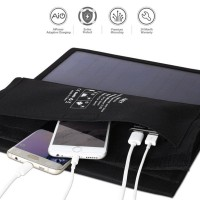 jual Power Bank Aukey Solar Charger ready