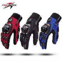 Sarung Tangan Gloves Pro Biker Full Finger