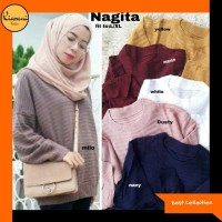 Sweater Rajut 553 - Sweater Wanita Rajut 553