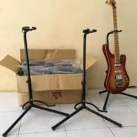 Harga stand dudukan gitar original made in taiwan | Pembandingharga.com
