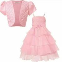 Baju Dress Pesta Anak Wanita