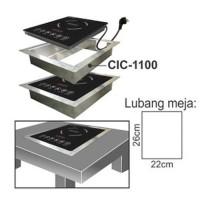 IC-1100 INDUCTON COOKER ATAU KOMPOR INDUKSI ATAU KOMPOR LISTRIK -