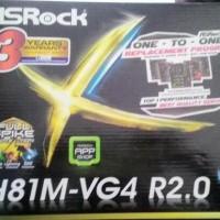 Motherboard Asrock H81M-VG4 LGA 1150