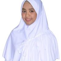 Kerudung Sekolah Rabbani Amira Best Jilbab Instan Hijab sekolah Bergo