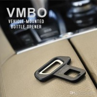 Mini Seat Belt Buckle Alarm Buzzer Stopper Mobil pembuka botol VMBO