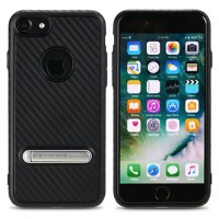 Remax Gridchic Stand Case For Iphone 7/8 Black
