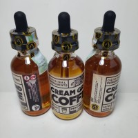 Indonesianjuice - Cream Grind Coffee - 60ml 3mg Premium Liquid Lokal