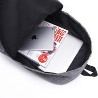 LUODUN tas Kanvas bahu tas wanita siswa sma pasang Korea kecil segar