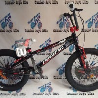 Sepeda BMX 20 inch Pacific Batman Ban Besar Terbaru Good Quality
