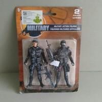 Mainan Tentara Army Soldiers Size Kecil