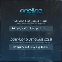 OPG Access Membership - 1 Bulan (Akses Koleksi Game Tanpa Batas)