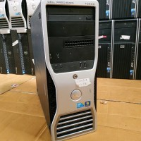 PC KOMPUTER SERVER INTEL XEON DELL PRECISION T3500