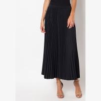 duapola Plisket Aline Maxi Skirt - 7176