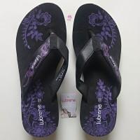 Sandal Karet Casual Perempuan Sendal Jepit Wanita Trendy Cewek