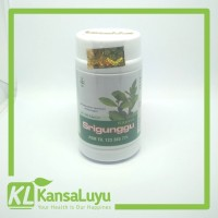 Kapsul Extrak Srigunggu Original - Herbal Obat Gurah & Batuk Flu Alami