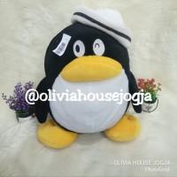 boneka penguin ball boneka pinguin ball