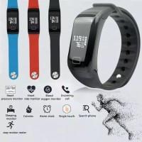 F1 Wearfit Smartwatch Gelang Kesehatan
