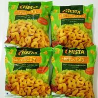 fiesta chicken nugget cheese 123 500gr