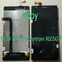 LCD & TS polytron R2507 aneka hp