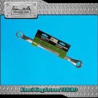 Kunci Ring 17 x 19mm TEKIRO - Box End Wrench 17 x 19 mm